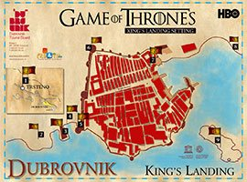 Game of Thrones Filming Locations Tour in Dubrovnik